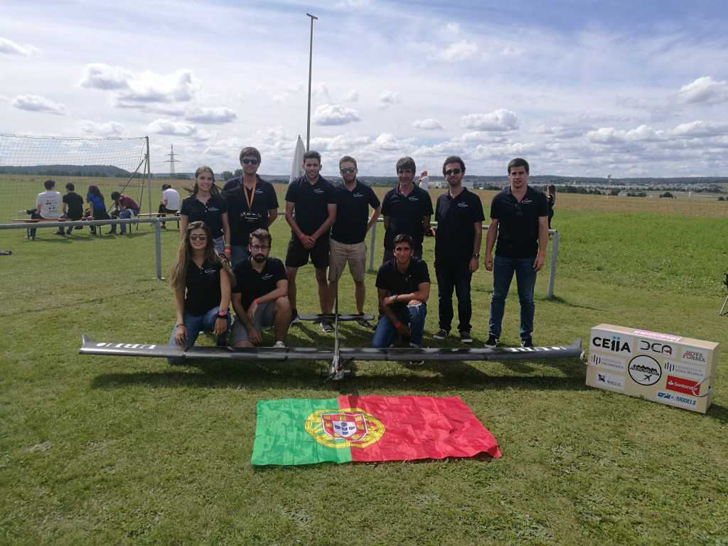 This year CN-Models and Carboweave® again sponsored several student-teams in the Air Cargo Challenge 2019