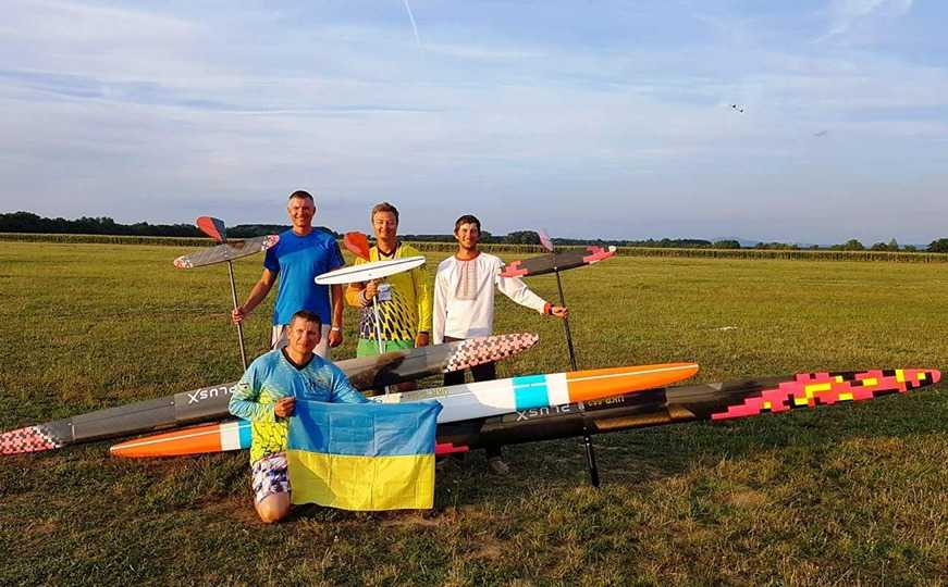 First FAI F5J World Championship for electric Model AirCraft was held 11-17 august 2019 in Trnava, Slowakia
